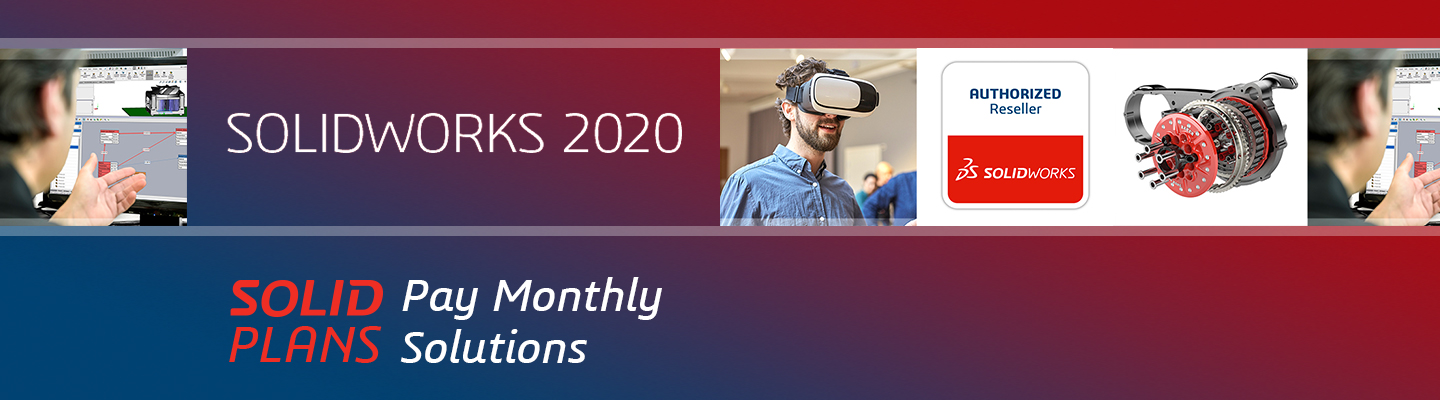 Solidworks 2020 available with SOLIDPLANS by HardSoft