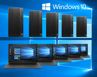 Re-fit your office with Windows 10 for just £49 per week!