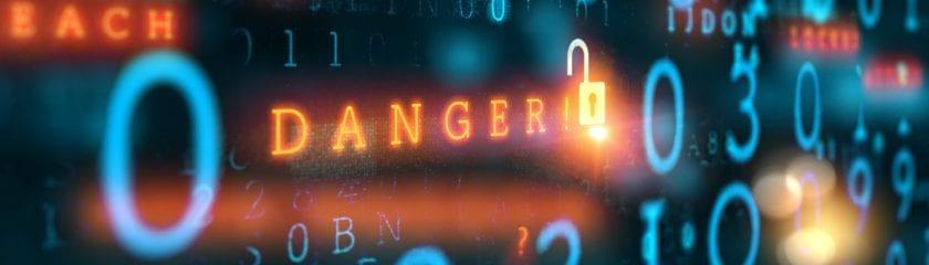 Malware attack on code
