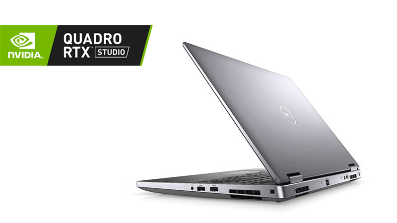 Nvidia Quadro RTX Studio Dell Precision 7540 - featured