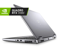 Nvidia Quadro RTX Studio Dell Precision 7540 - featured
