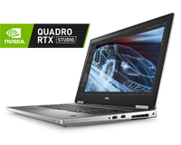 Nvidia Quadro RTX Studio Dell Precision 7740 - Gallery