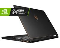 Nvidia Quadro RTX Studio MSI WS65 - Featured