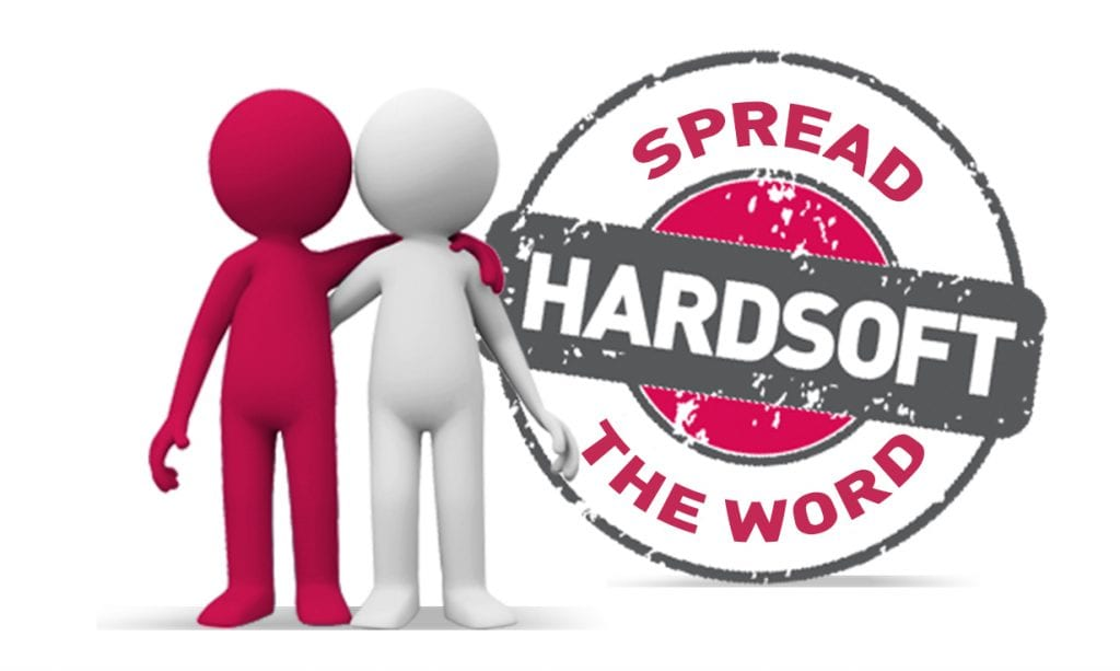 HardSoft's Refer a Friend 'Spread the Word'