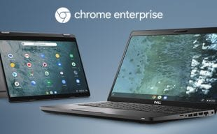 Dell Latitude 5400 and 5300 Chrome Enterprise