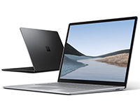 "The Surface Laptop 3 13.5"" & 15"" - Rear & Front View"