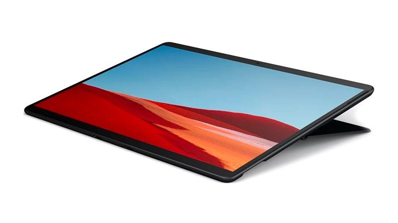 Microsoft Surface Pro X with Kickstand open - gallery 2