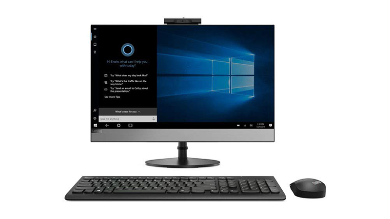 Lenovo ThinkCentre V530Z monitor keyboard and mouse