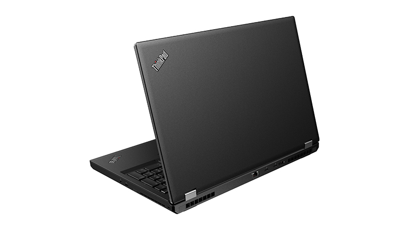 Lenovo ThinkPad P53 i7 back open view