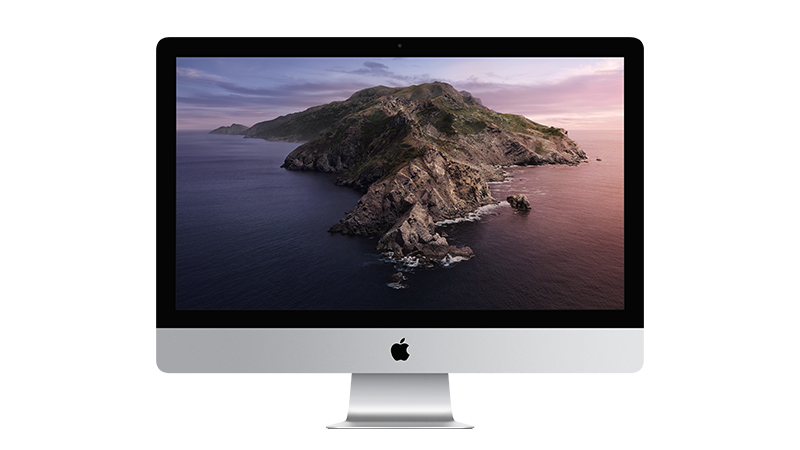 "Apple iMac 27"" 2019 - Gallery image - Front View"