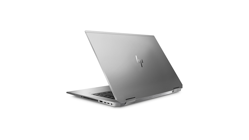 HP ZBook Studio x360 G5 Mobile Workstation back view