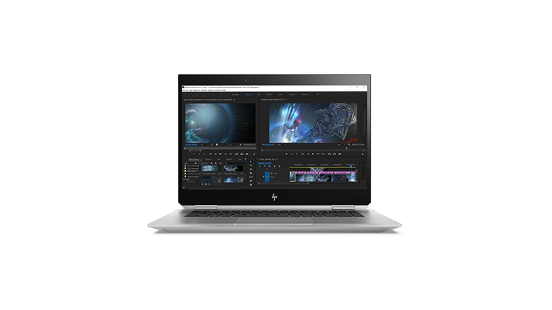 HP ZBook Studio x360 G5 Mobile Workstation front view