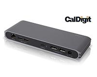 CalDigit USB-C Pro Dock front side view