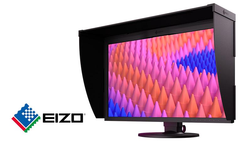 Eizo ColorEdge CG319X monitor display showing full view