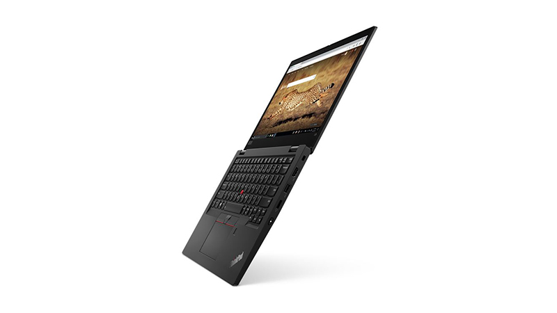 Lenovo ThinkPad L13 open full view