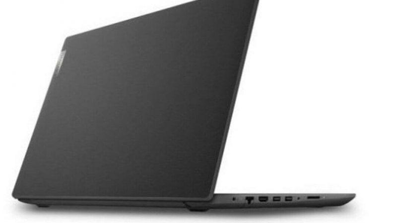 Lenovo V145-15AST laptop back view