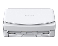 Fujitsu ScanSnap iX1500 front view with lid closed