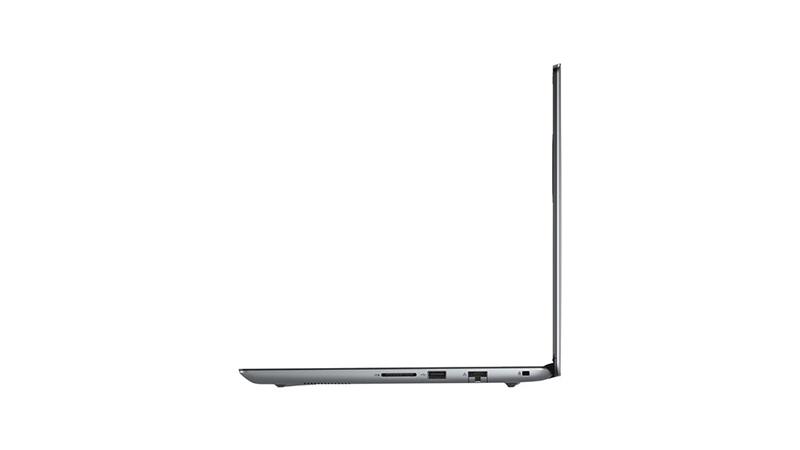 Dell Vostro 5481 side laptop view