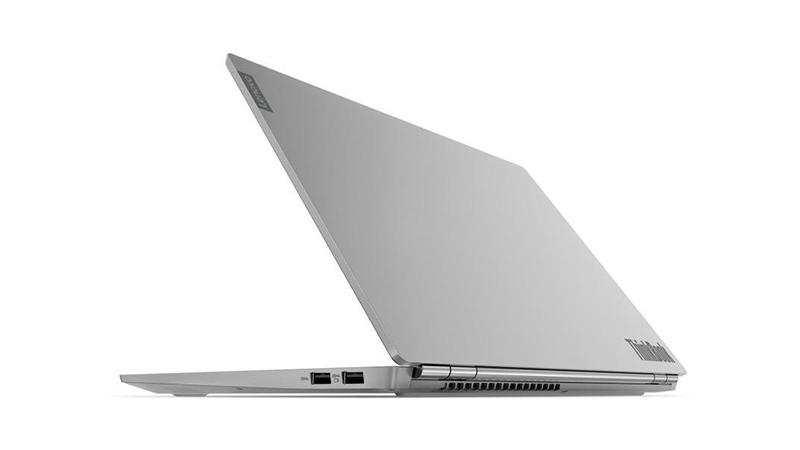 Lenovo ThinkBook 13S back view