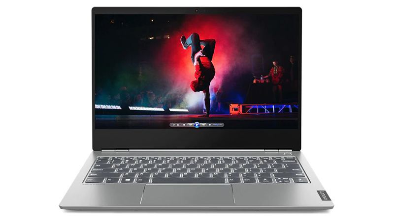 Lenovo ThinkBook 13S front open view