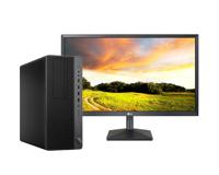 "HP EliteDesk 800 - i7, 16GB RAM & 24"" Display Bundle"