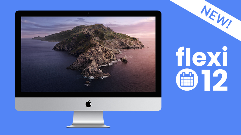 """New Flexi-12 leasing solution available on the iMac 27"""""""