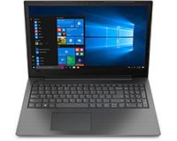 """Lenovo V130 15"""" laptop front open view"""