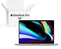 "Box Open MacBook Pro 16"""