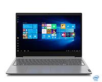 Lenovo V15 Laptop open front view