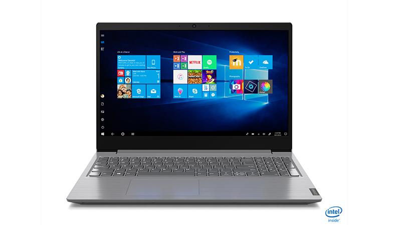 Lenovo V15 Laptop front open view
