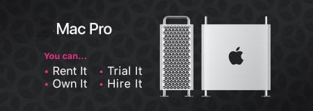 Mac Pro Options Blog