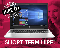 Lease a Dell on a Short Term Hire - Hire It
