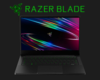 Razer Blade Stealth 13 front open view