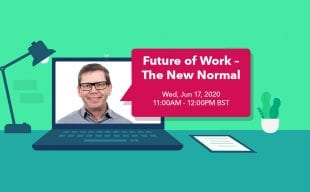 Future of Work Webinar with Andrew Morgan