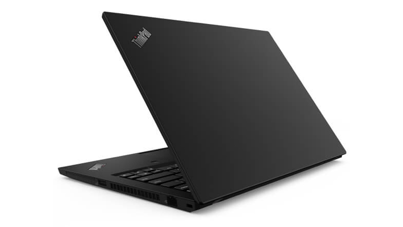 Lenovo ThinkPad T14 back view