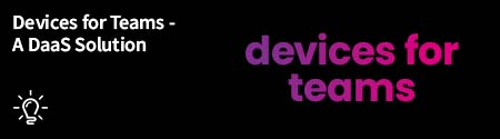 Devices for teams Multiple Devices: Add, return as you need - find out more