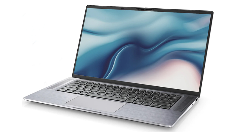 Dell Latitude 9510 front open view