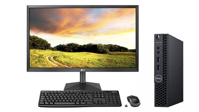 Dell Optiplex 3070 bundle