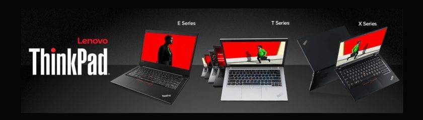 Lenovo ThinkPad Series Laptops