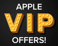 Apple VIP offers
