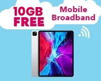 """6GB Free Mobile Broadband on the iPad 12.9"""""""