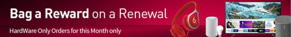 Bag a Reward on a Renewal