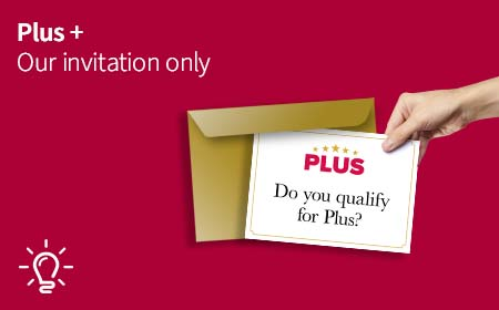 Plus + Ten FREE extras: inc faster delivery, simpler paperwork