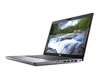 Dell Latitude 5410 front side view