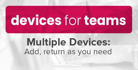 daas solution devices for teams