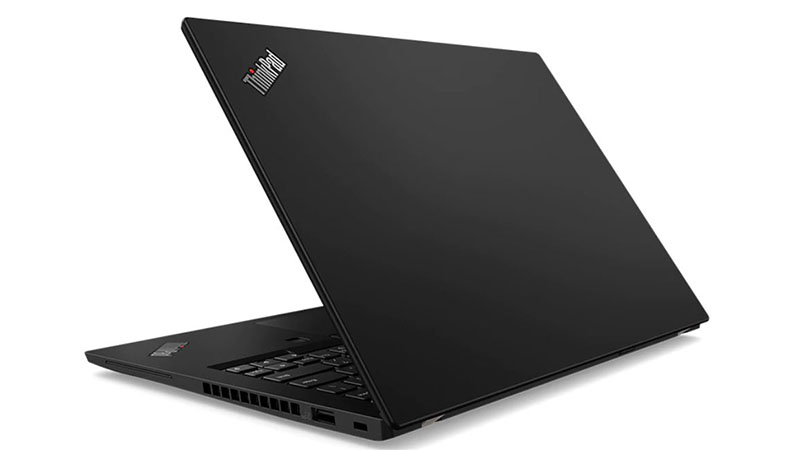 Thinkpad X13 side back view Gallery