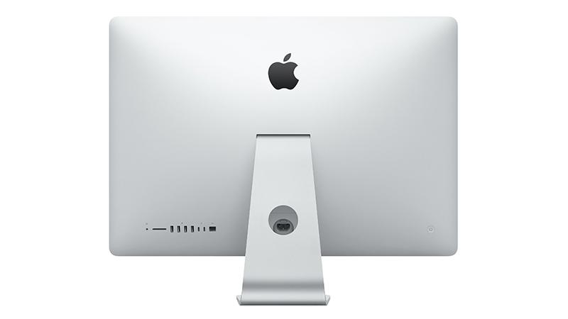 iMac back view
