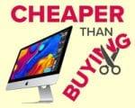 "Lease an iMac 27"" - Cheaper than buying"