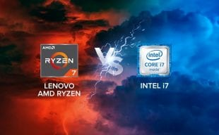 Lenovo AMD Vs Intel