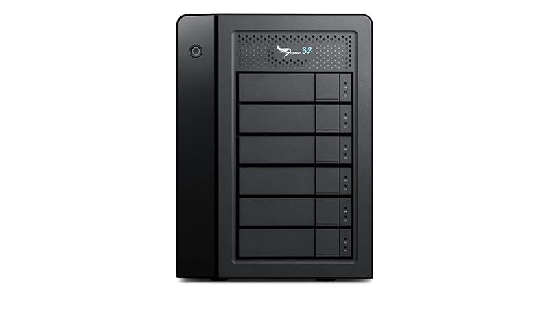 PROMISE Pegasus32 R6 48TB RAID System
